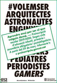Preinscripció 2019-2020